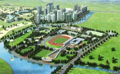du an can ho saigon sports city toan canh